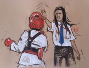 Arbitre karate 3
