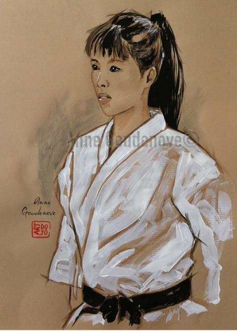 Charlotte karate