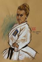 Emma LUCRAFT - Karate