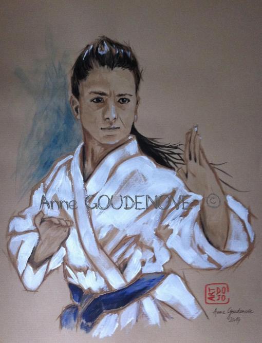 Karateka kata2