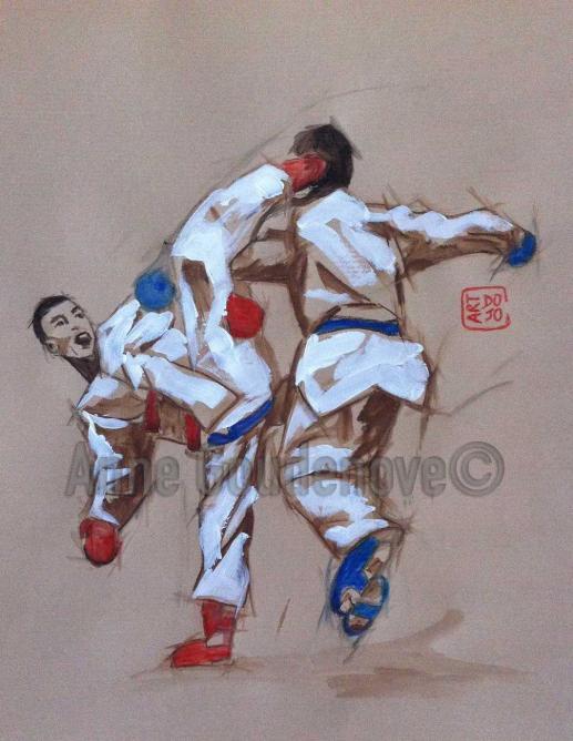 Kumite Karate - Art Dojo