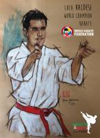 Luca VALDESI - Karate