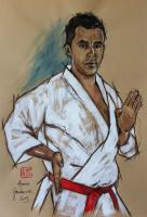 Vincento - Kata Unsu - karate